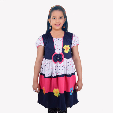 Kid's & Fashion Stylish Frock - 12