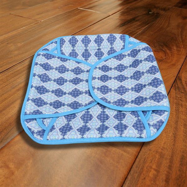 "Exclusive ""Classic Kitchen Collection"" 100% Cotton Roti Cover-RC06"