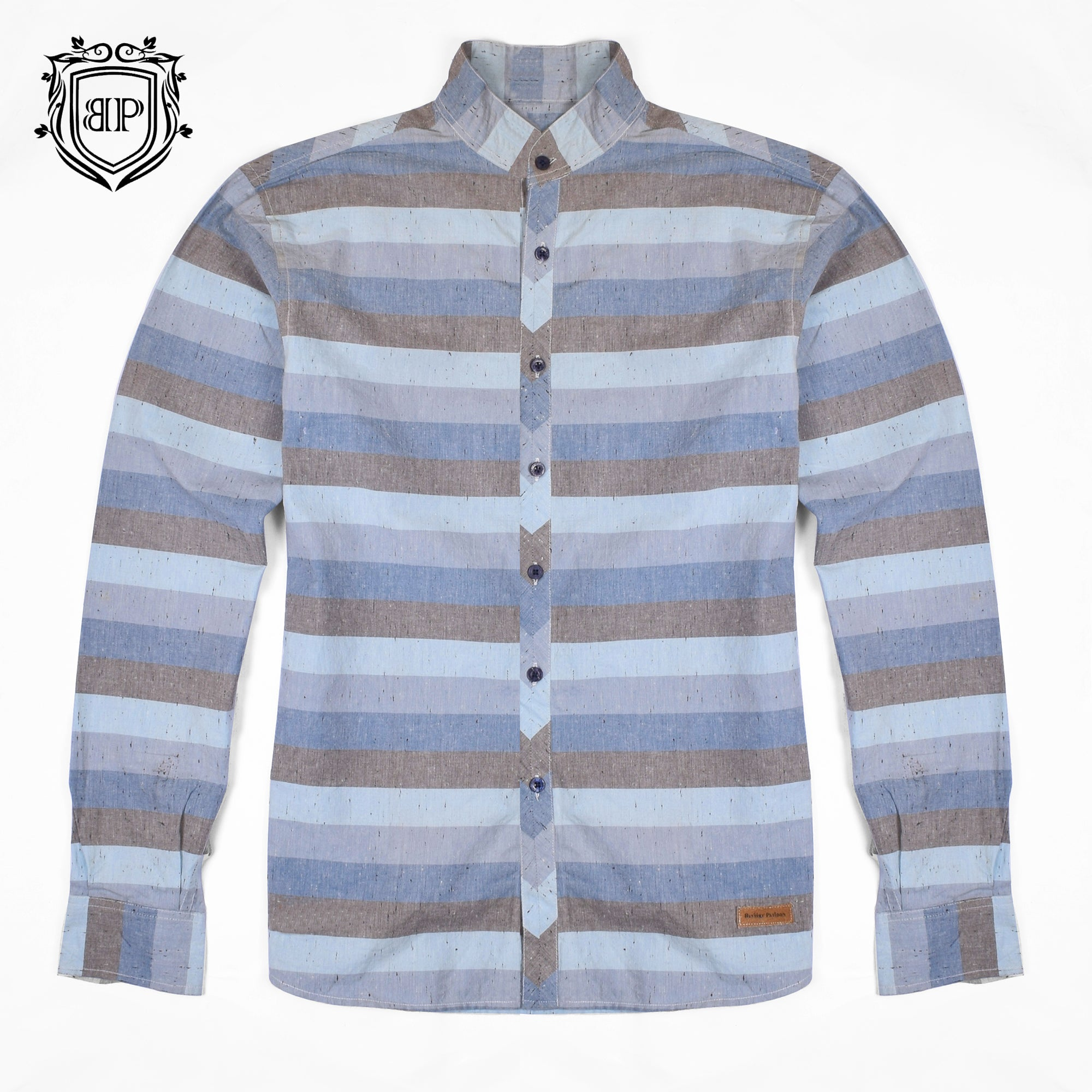 brandsego - Bushirt Patloon Casual Shirt For Men-NA1131