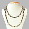 Beads Stone Necklace For Women-NA5296