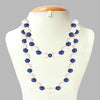 Beads Stone Necklace For Women-NA5303