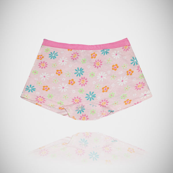 "Kid's ""Fruit Of The Loom"" Panti-Flower Printed-KP10"