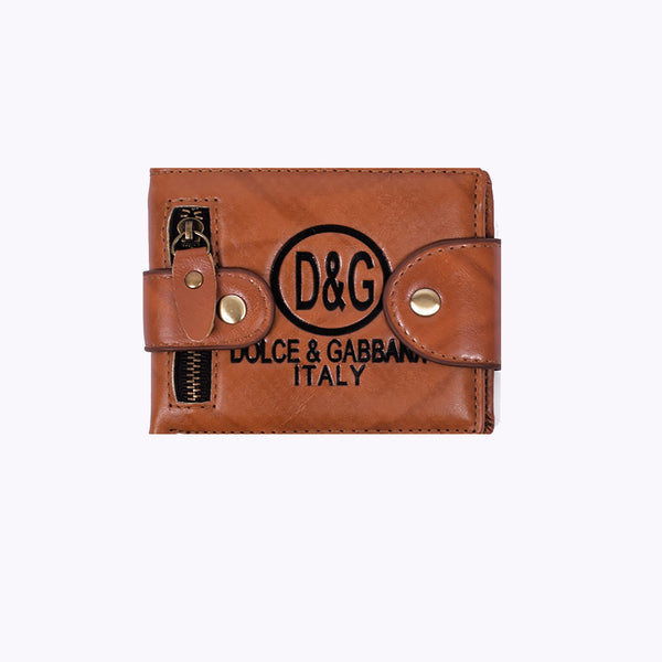 "Men ""G&E"" Genuine Leather Wallet-BE288"