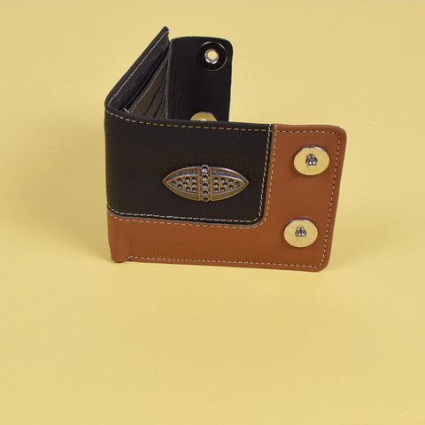 Men's Bovi'es Stylish Leather Wallet- WL9