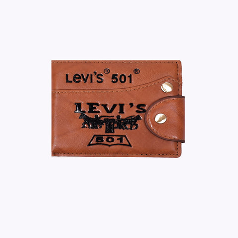 "Men ""Levi's"" Genuine Leather Wallet-BE289"