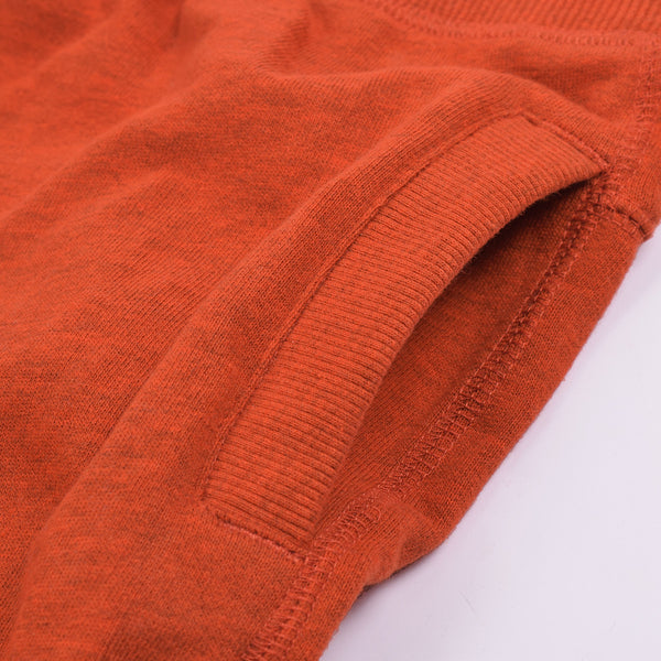 NEXT Terry Fleece Short For Boys-Corel Orange-BE2795