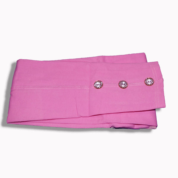 "Kid's ""Denim Stylish Tights"" Baby Pink-(D12)"