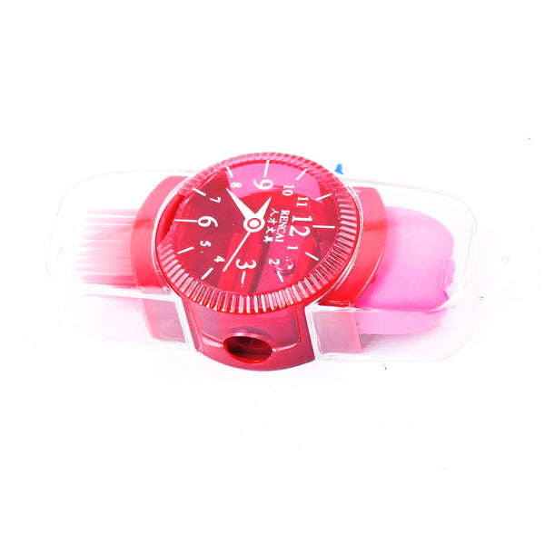 Sharpener+Eraser+Brush Watch Style-TA80
