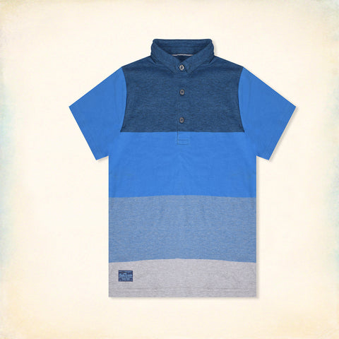 Next Polo Shirt For Kid Cut Label-Stripe-BE2296