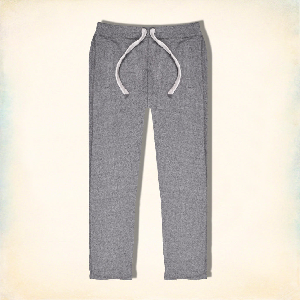 "Men's ""Tom Tailor"" Stylish Gray Zig Zag Ligning Regular Fit Stretch Trouser-TTT17"