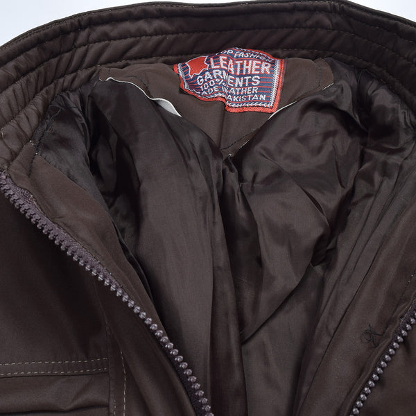 "Men's Exclusive "" Top Fashion "" Water Proof Leather Jacket-FJ10"