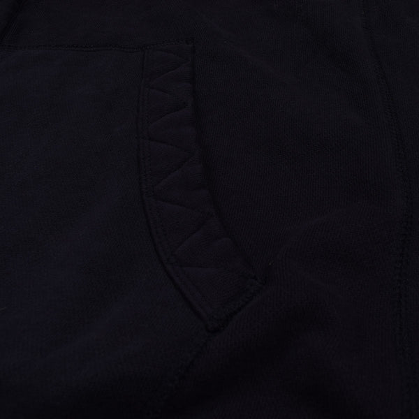 "Mens Cut Label ""Next"" Pull Over Hoodie Fleece-Dark Navy-CLH02"