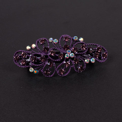 Ladie's Imported Italian Jewelry Stylish Hair Clip - C05