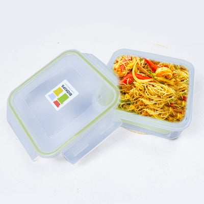 Biokips Plastic Food Container-NA6557