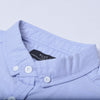 Zara Man Premium Slim Fit Casual Shirt For Men-Blue Melange-NA10813