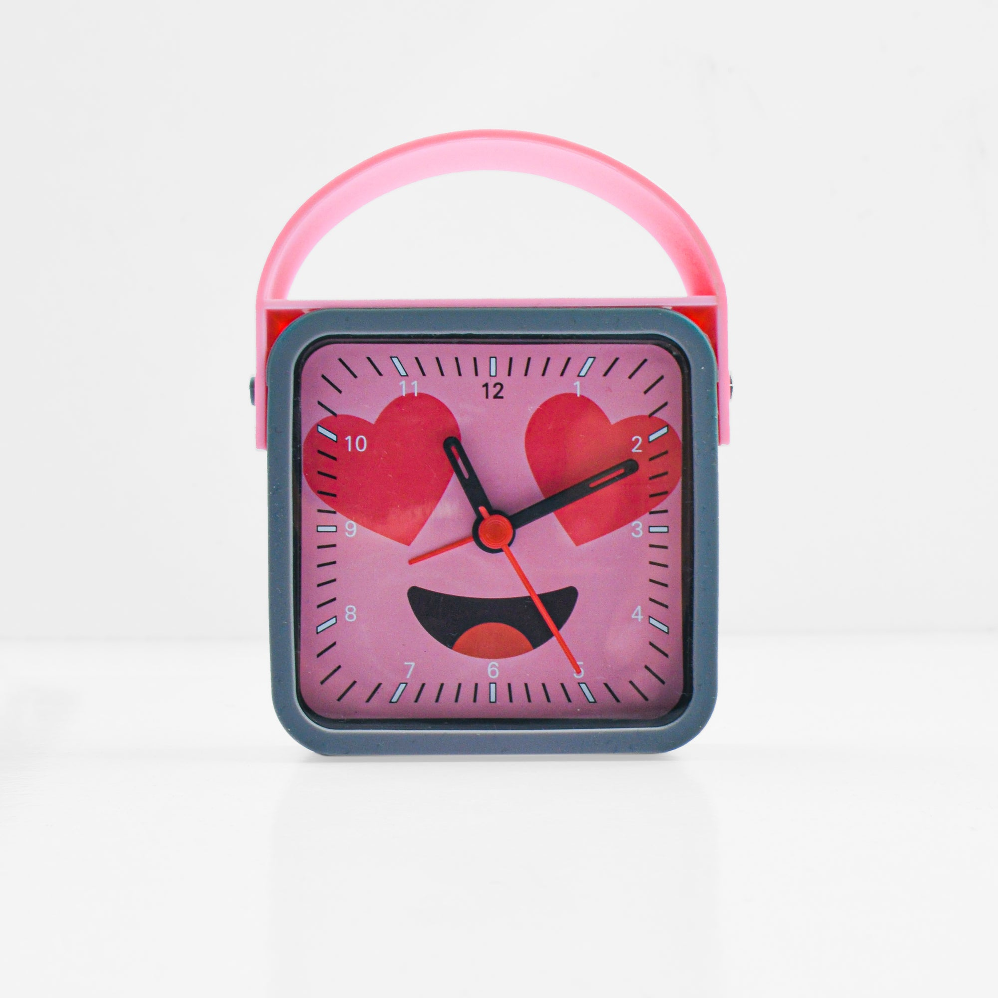 Richard Eichmueller Quartz Alarm Clock-NA11449