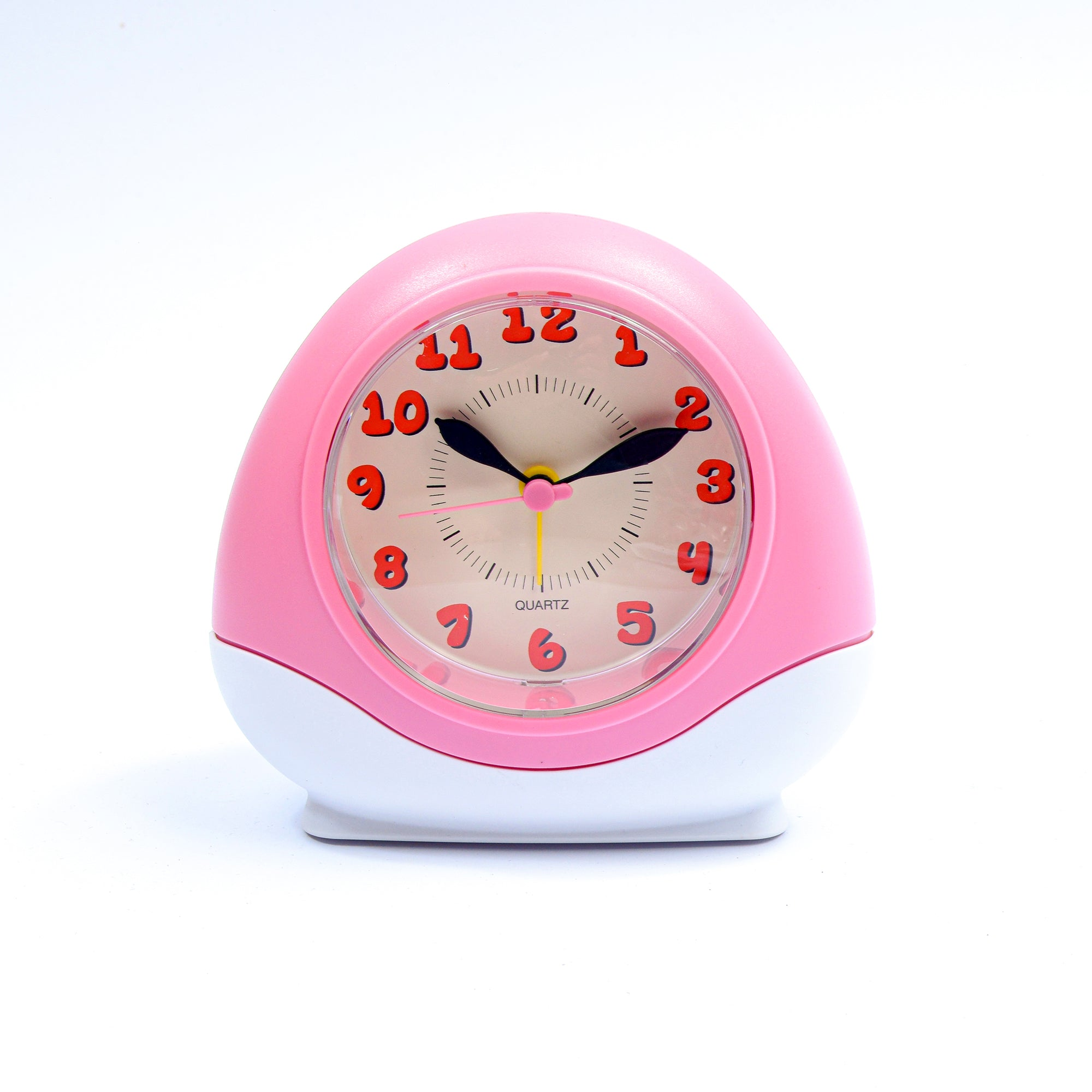 Battery Operated Quartz Alarm Clock-NA11458