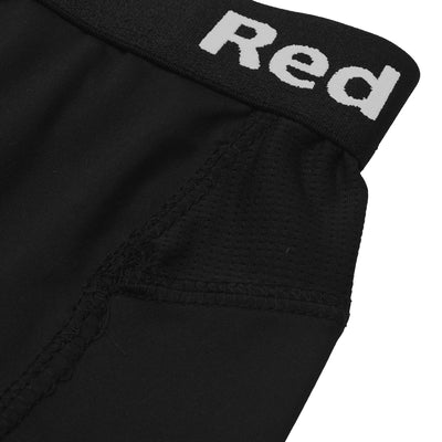 Red Pearl Boxer Shorts For Men-Black-SP2038