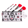 Rebecca Bonbon's Unique Makeup Brushes Set-Assorted-NA209