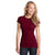 Eighty Two Blouse For Ladies-Maroon-BE3133