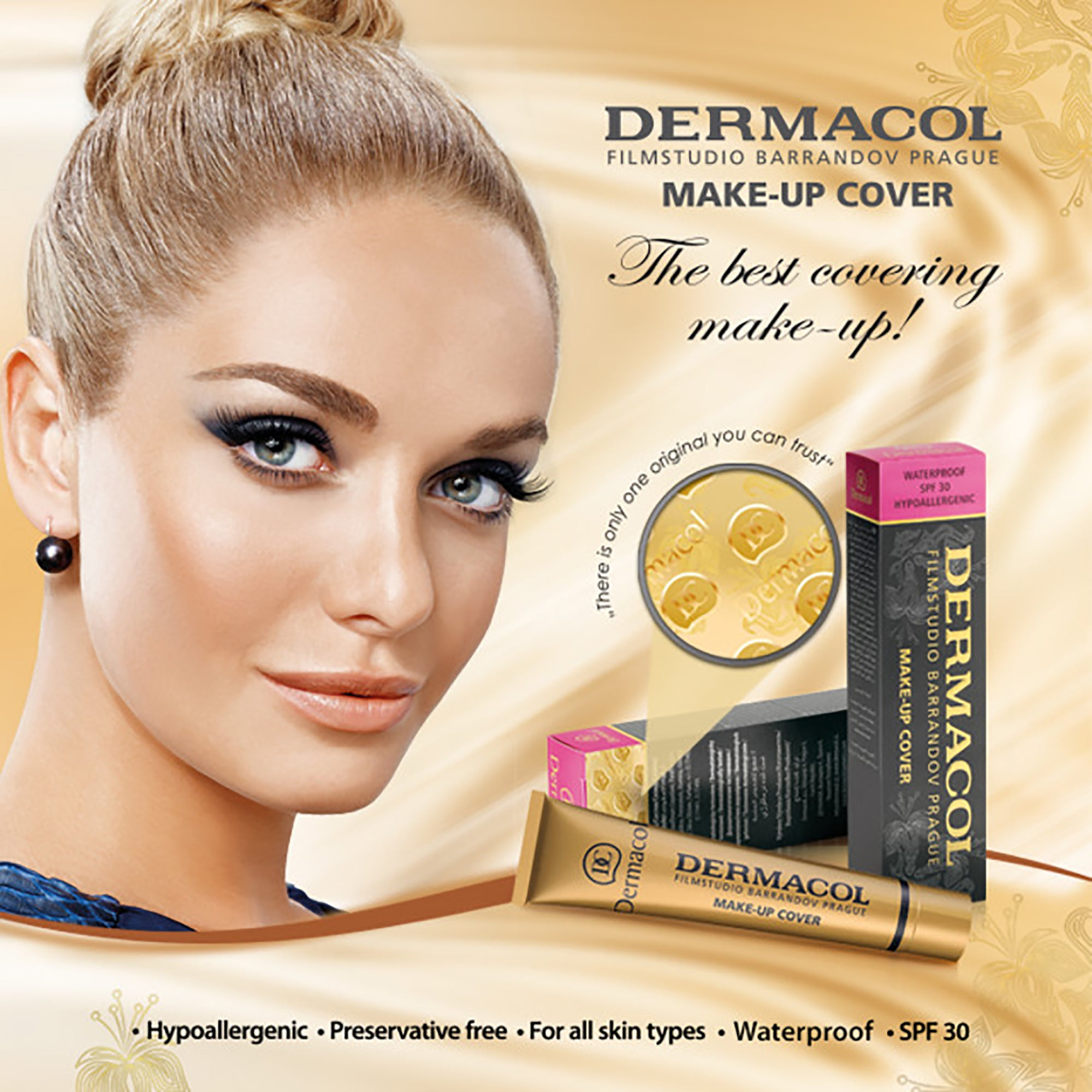 Dermacol make-up cover-NA1329