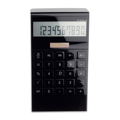 brandsego - Digital Solar & Battery Operated Calculator-NA7329