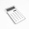 brandsego - Digital Solar & Battery Operated Calculator With Photo Frame-NA7336