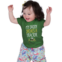 John Deere T Shirt For Kid-Green-BE2509
