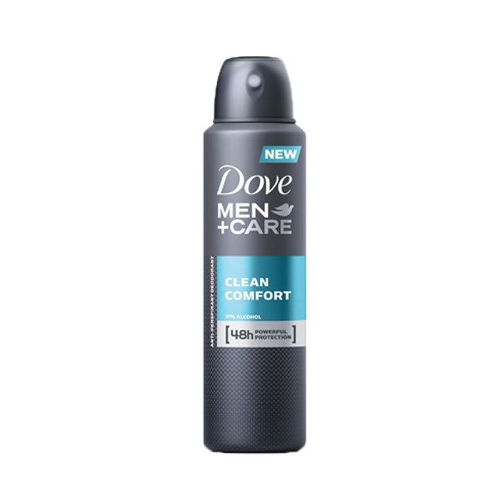 Dove Men+Care Deo Spray Clean Comfort-NA10723