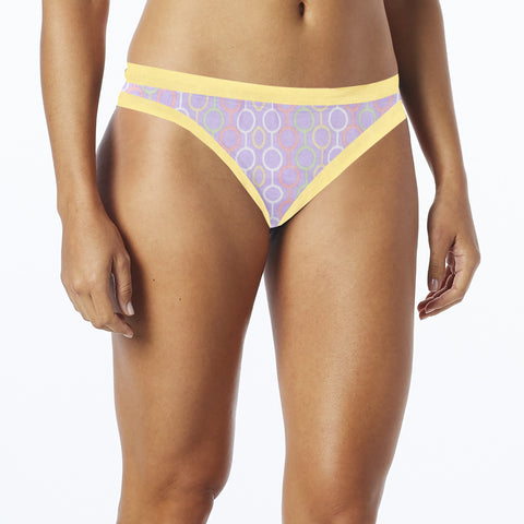 FRUIT OF THE LOOM Essentials Underwear For Ladies-Allover Print-BE4182