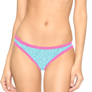 FRUIT OF THE LOOM Essentials Underwear For Ladies-Allover Print-BE4189