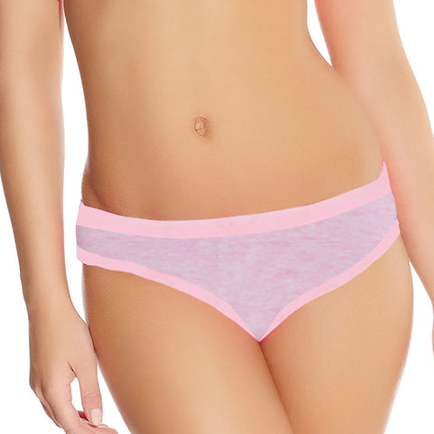 FRUIT OF THE LOOM Essentials Underwear For Ladies-Light Pink-BE4187