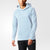 F&F Pullover Fleece Hoodie For Men-Light Sky-BE3820
