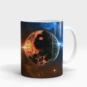 Fallout Of Planet Earth Printed Mug-NA5807
