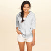 Fat Face Fleece Full Fur Inside Zipper Hoodie For Women-Light Grey-NA7500