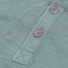 Fat Face Henley T Shirt For Men-Slate Blue-NA942