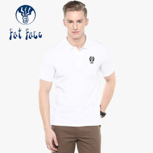 Fat Face Polo For Men Cut Label-White-BE2532
