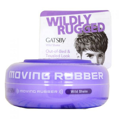 Gatsby Wildly Rugged Grease For Men-NA6195