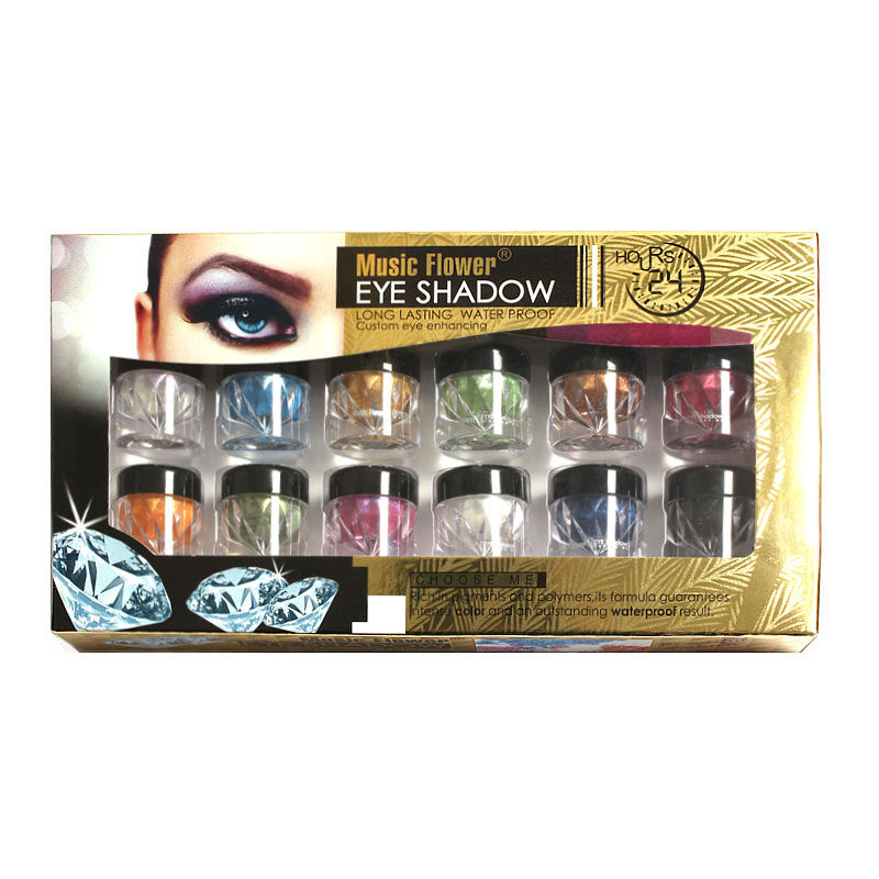 Music Flower Eye-Shadow-NA1319