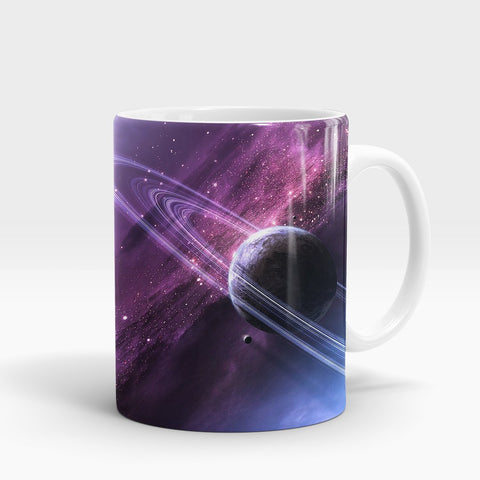 Glowy Planet Printed Mug-NA5791
