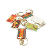 Golden Brass Key Chains-Assorted-NA6846