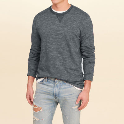 Beverly Hills Single Jersey Long Sleeve Tee Shirt For Men-BE8135