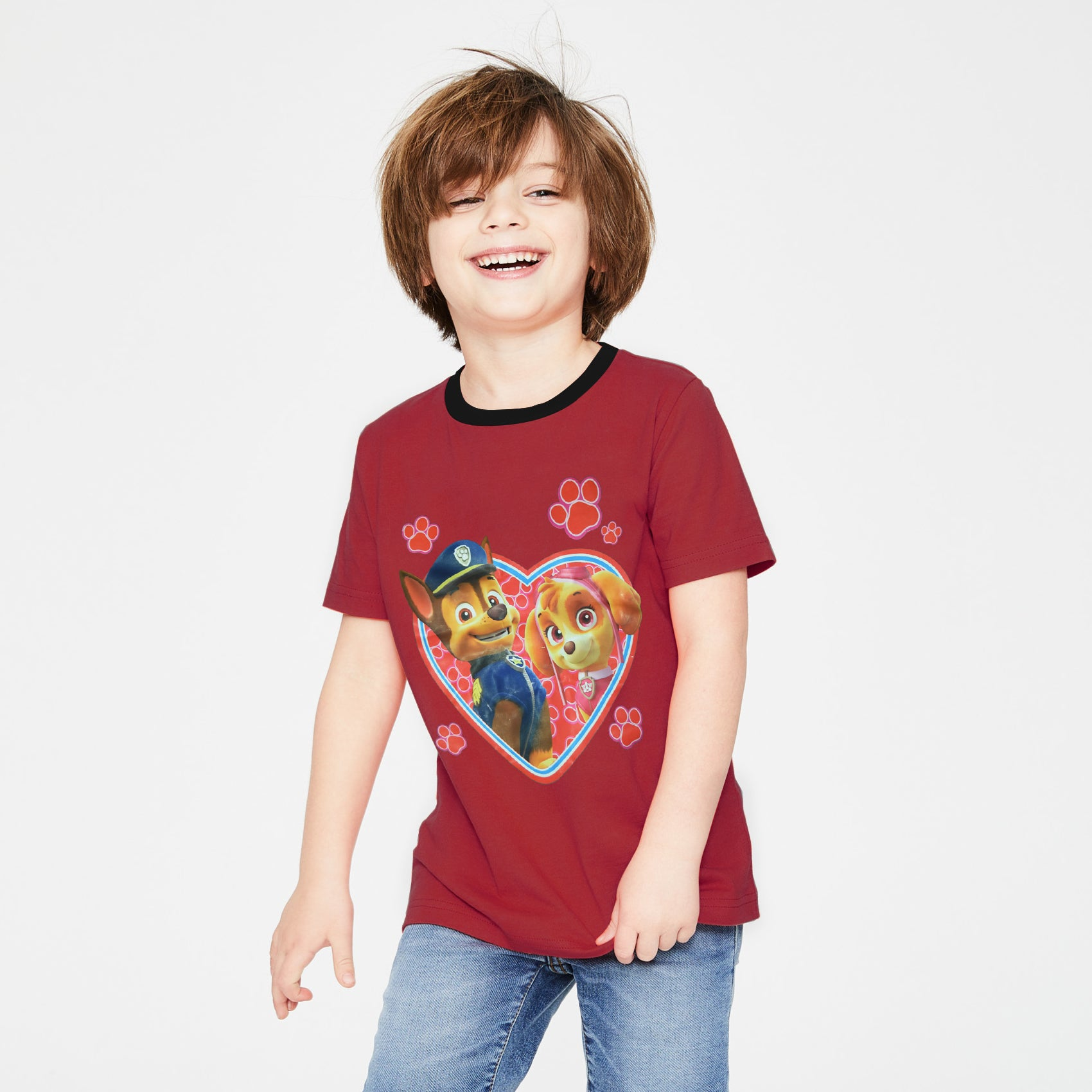 H&M Crew Neck Single Jersey T Shirt For Kids-NA8663