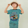 brandsego - H&M Crew Neck Single Jersey T Shirt For Kids-NA8479