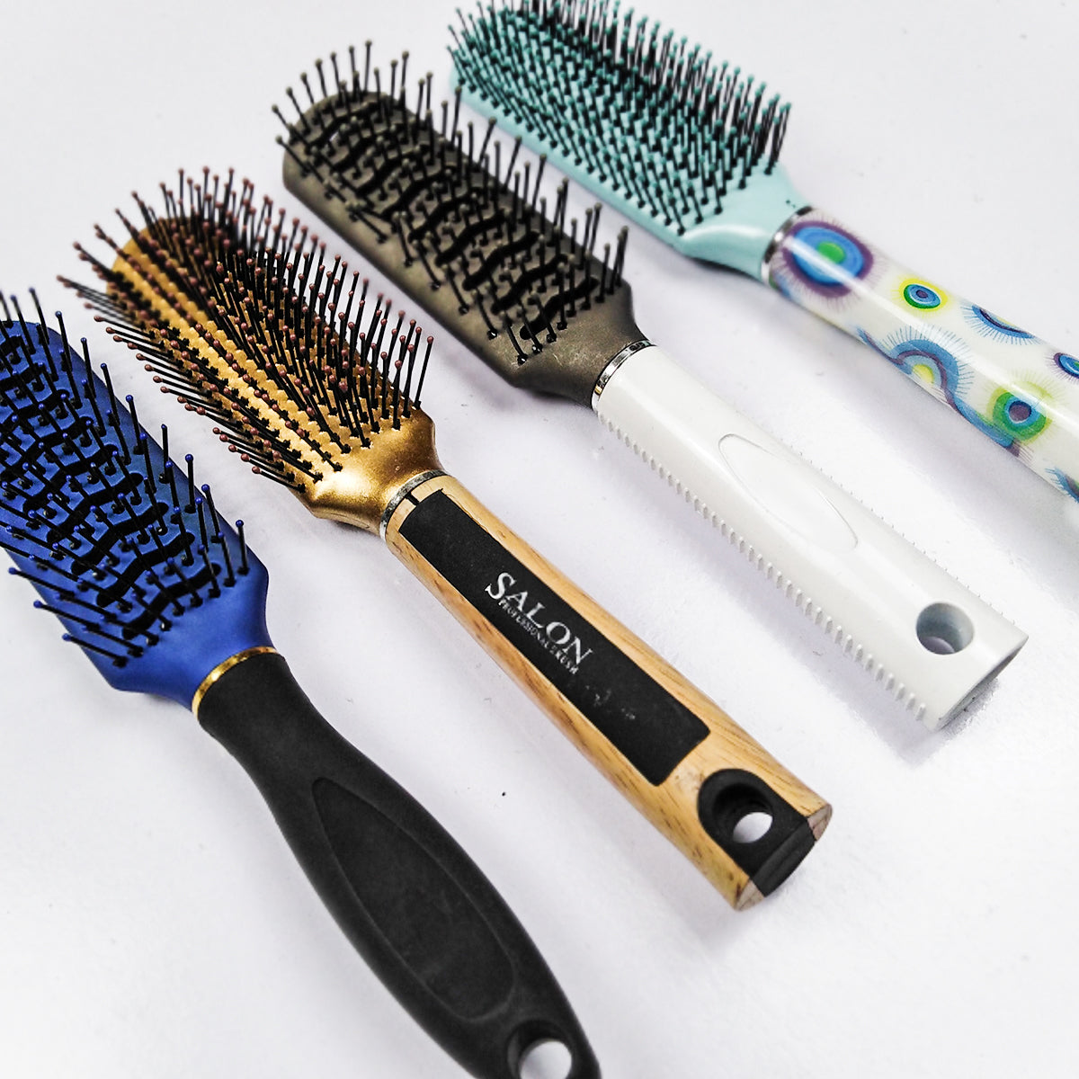 Hair Brush-Assorted-NA7916
