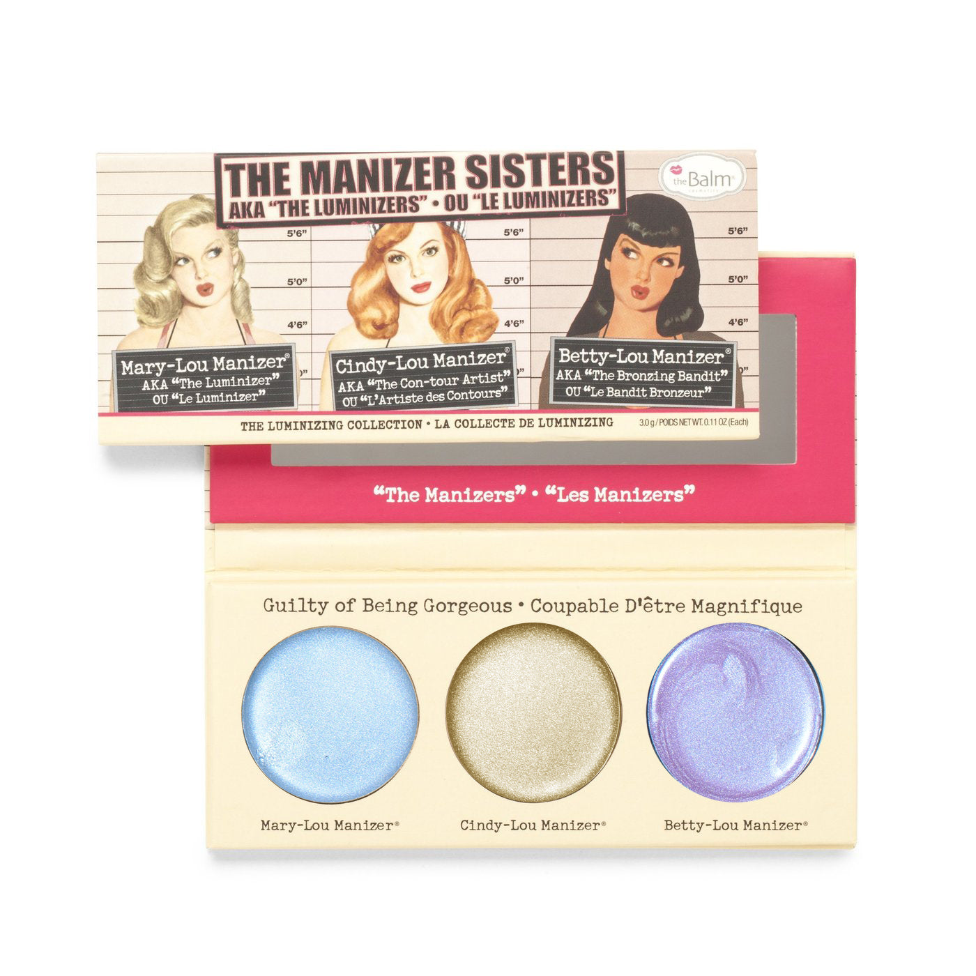Heart Balm THE MANIZER SISTERS Luminizers-NA7052