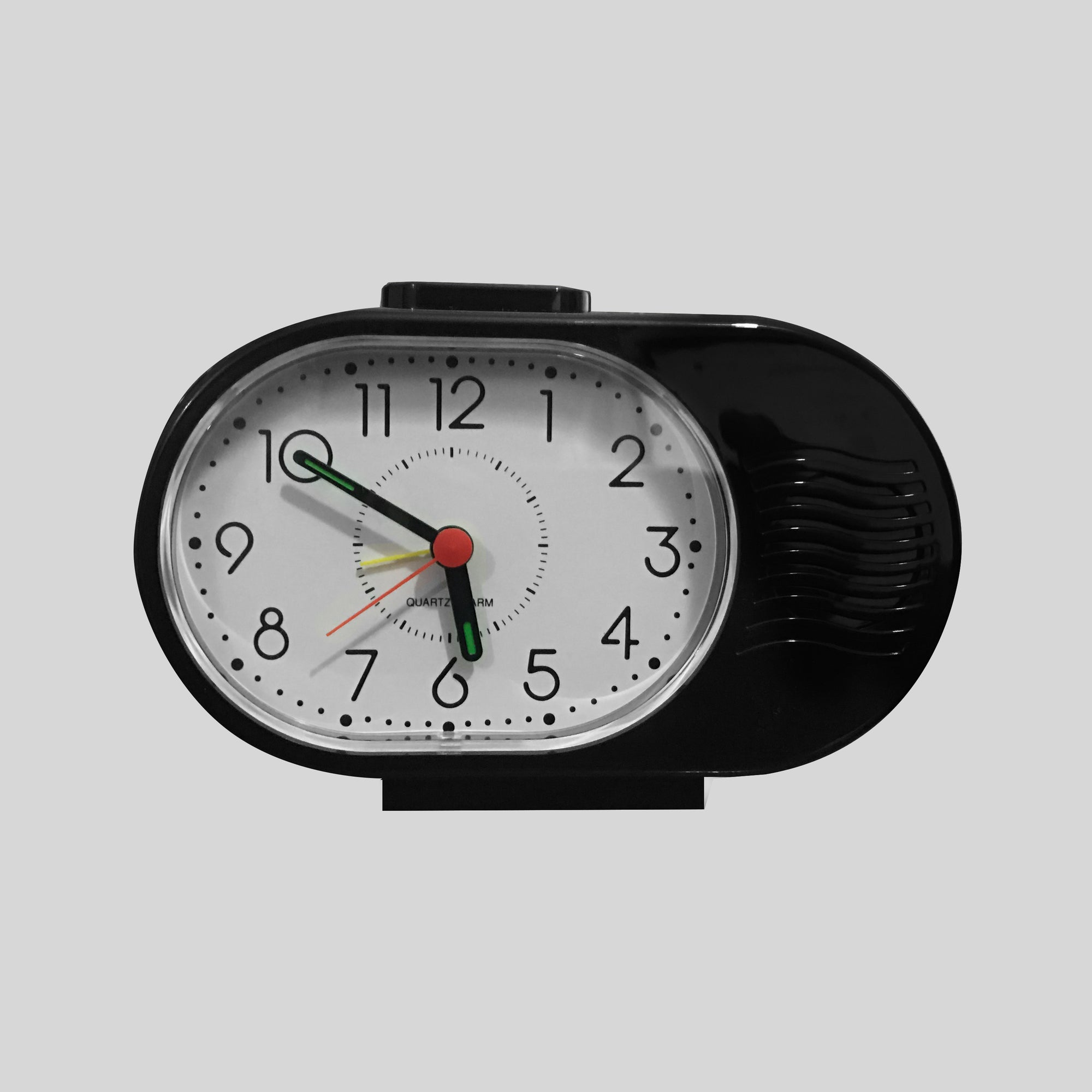 Battery Operated Quartz Alarm Clock-NA11453