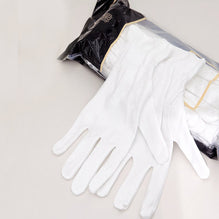 Pair Of White Hand Gloves-NA233