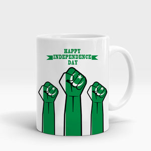 Independence Day Printed Mug-NA5920