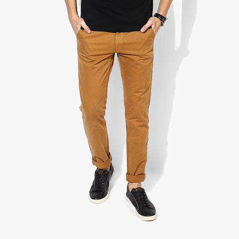 "Men's ""Cross Hatch"" Stylish Chino Cotton Denim-CCD32"